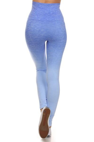 Women's Active Ombre Leggings (S-XL)