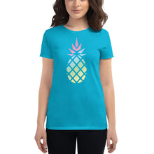 Load image into Gallery viewer, Pastel Pineapple Tee