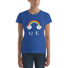 Load image into Gallery viewer, Cute Rainbow Tee