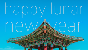 Happy Lunar New Year 2020! (Compras entre 22-27 enero)