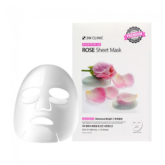 Mascarilla Facial en Hoja -  Essential Up Sheet Mask