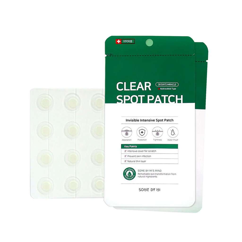 Parches para el Acné - 30 Days Miracle  Clear Spot Patch