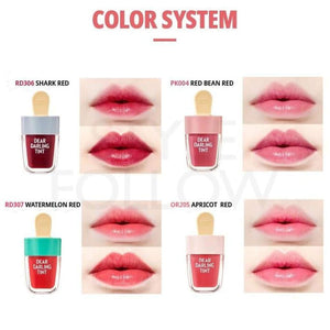Tinta Gel Labios - Dear Darling Water Gel Tint Ice Cream