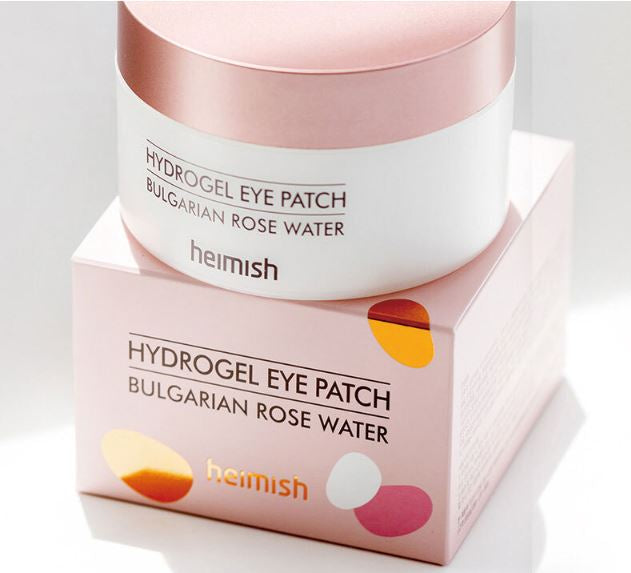 "Mascarilla para Ojos - Bulgarian Rose Hydrogel Eye Patch ""Por encargo"""