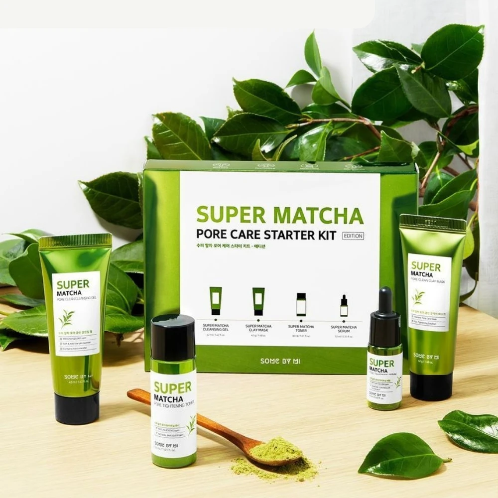 "Super Matcha Pore Care Starter Kit Edition (Nuevo) ""Por encargo"""