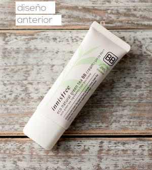 "Eco Natural Green Tea BB Cream SPF29 PA++ ""Por encargo"""