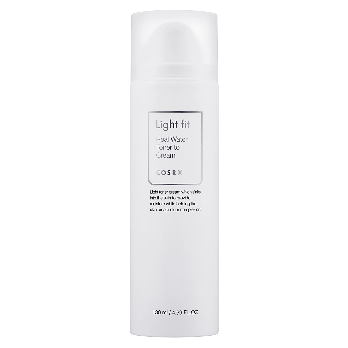 "Tónico o Crema Ligera - Light Fit Real Water Toner to Cream ""Por encargo"""