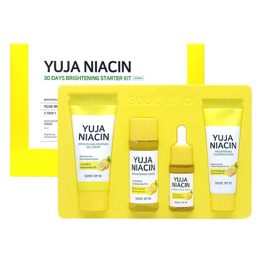 "Yuja Niacin 30 Days Brightening Starter Kit ""Por encargo"""