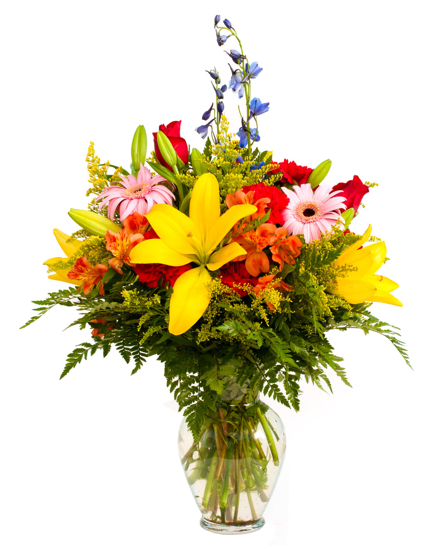 Colorful Mixed Bouquet