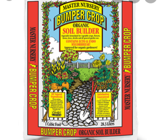 Bumper Crop Organic Soil Amendment