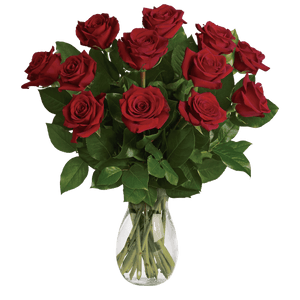 I Love You Red Rose Bouquet