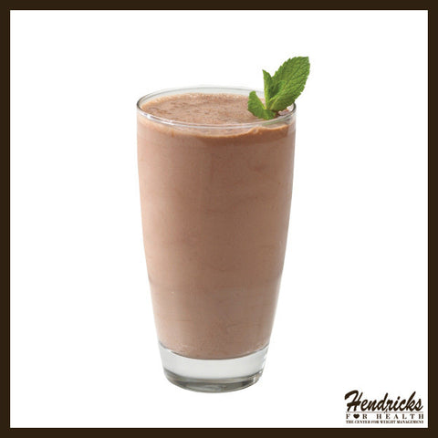 Picture of Chocolate Mint Shake - Not available for sale online - Call office to order.