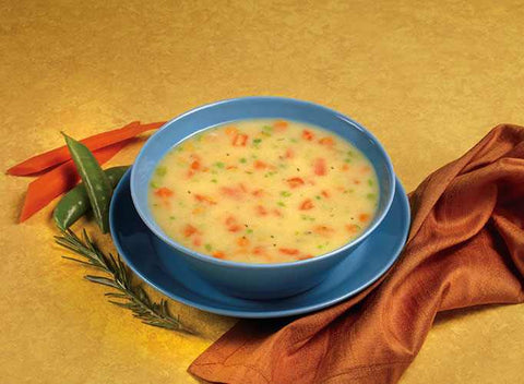 Picture of Hearty Cream of Chicken Soup -Not available for sale online-Call office to order.