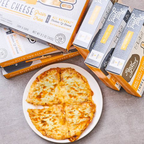 Picture of RealGood Pizza - Three Cheese - Sold In-Store Only!