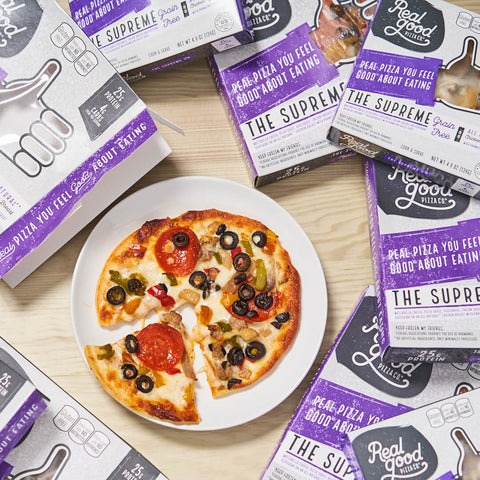 Picture of RealGood Pizza - The Supreme - Sold In-Store Only!