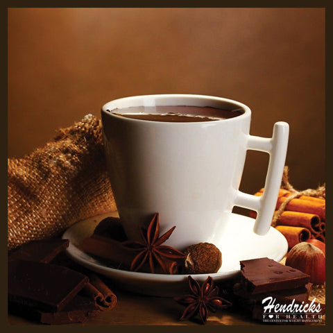 Picture of Cinnamon Hot Chocolate Drink