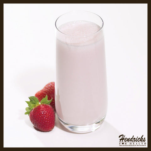 Picture of Strawberry Shake - not available for online sale - please call the office