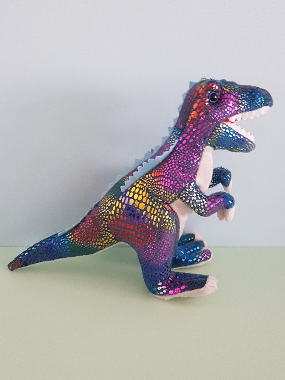 Plush Sparkle T-REX