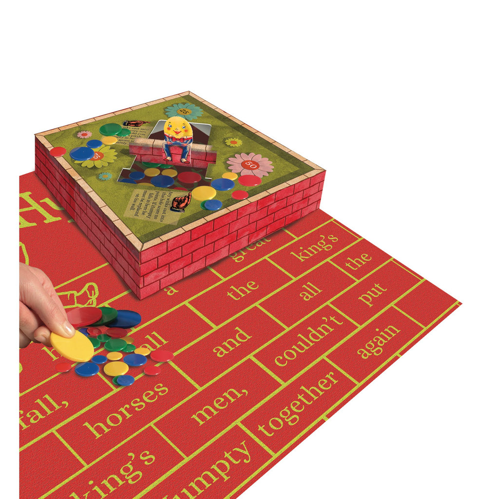 Humpy Dumpty Tiddlywinks Game