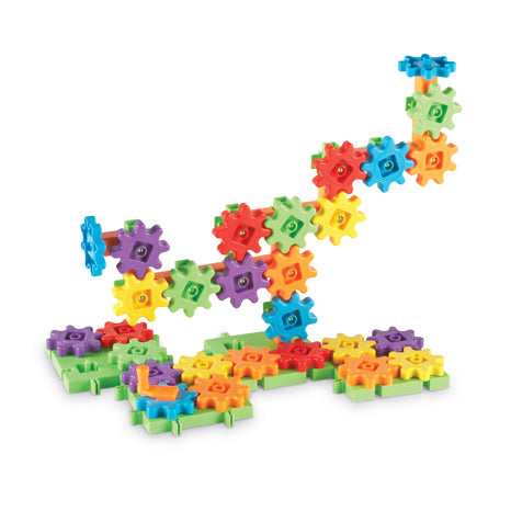 Gears! Gears! Gears! Starter Building Set (Set of 60)