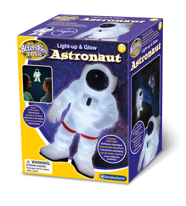 Light Up and Glow Astronaut
