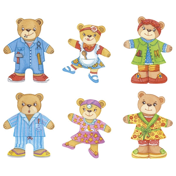 Dress up Teddies