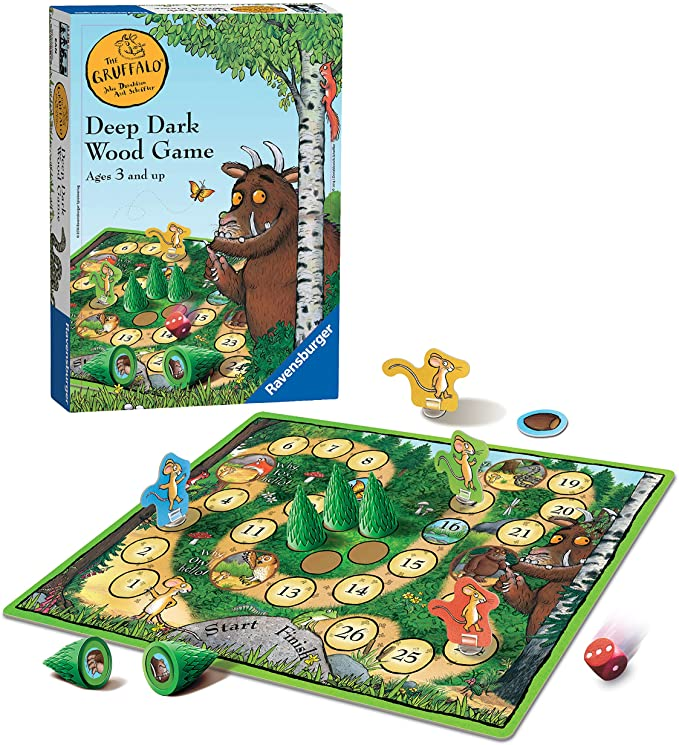 Gruffalo Deep Dark Woods Game
