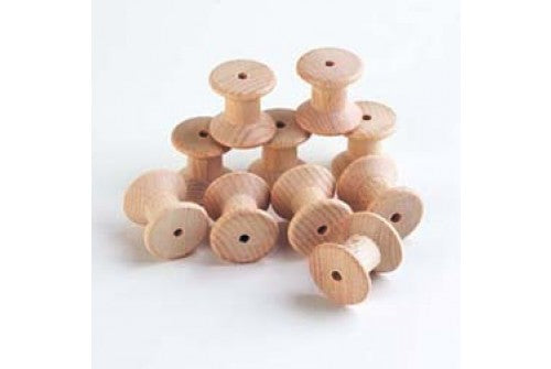 Wooden Spool