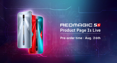 Your Insider Look Of The New RedMagic 5S
