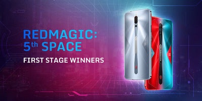 5th Space Stage 1 Ends 2nd Stage Opens Up