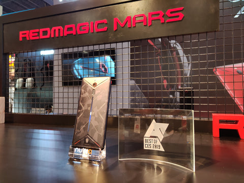 Red Magic Mars - CES 2019 Honores y Galardones