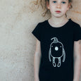 Black Noomi T-shirt