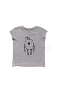 Gray Noomi T-shirt