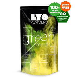 Green smoothie mix - bottle size