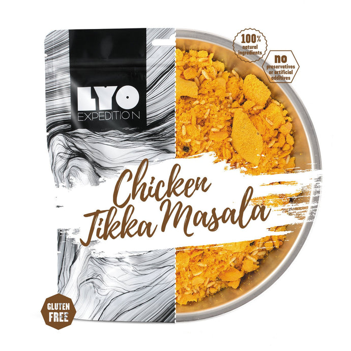 Chicken tikka-masala