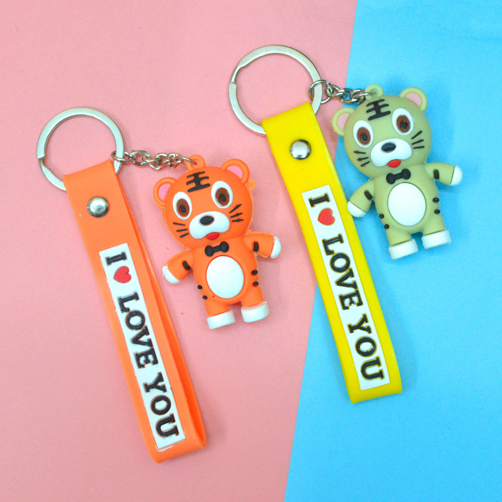 Printed Pouch, Zippered Mix Color 1PCs