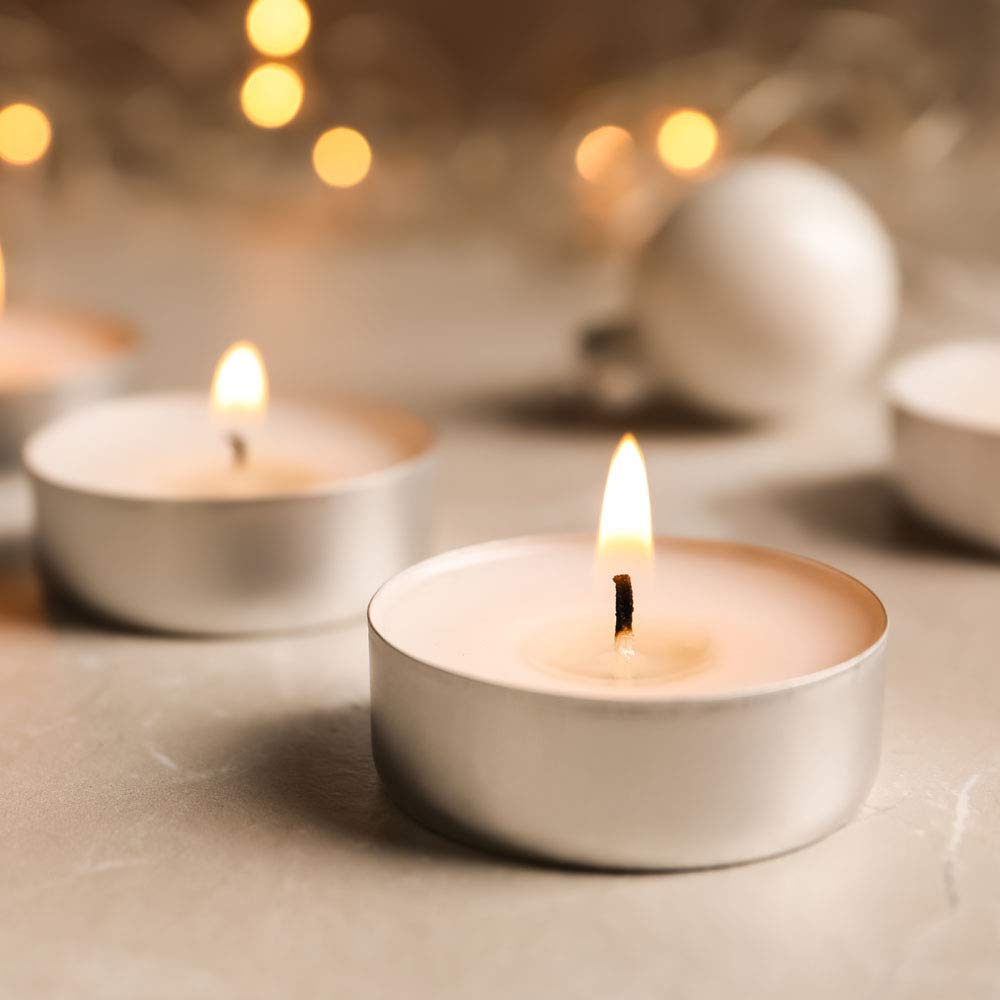 Tealight Candles 50PCs