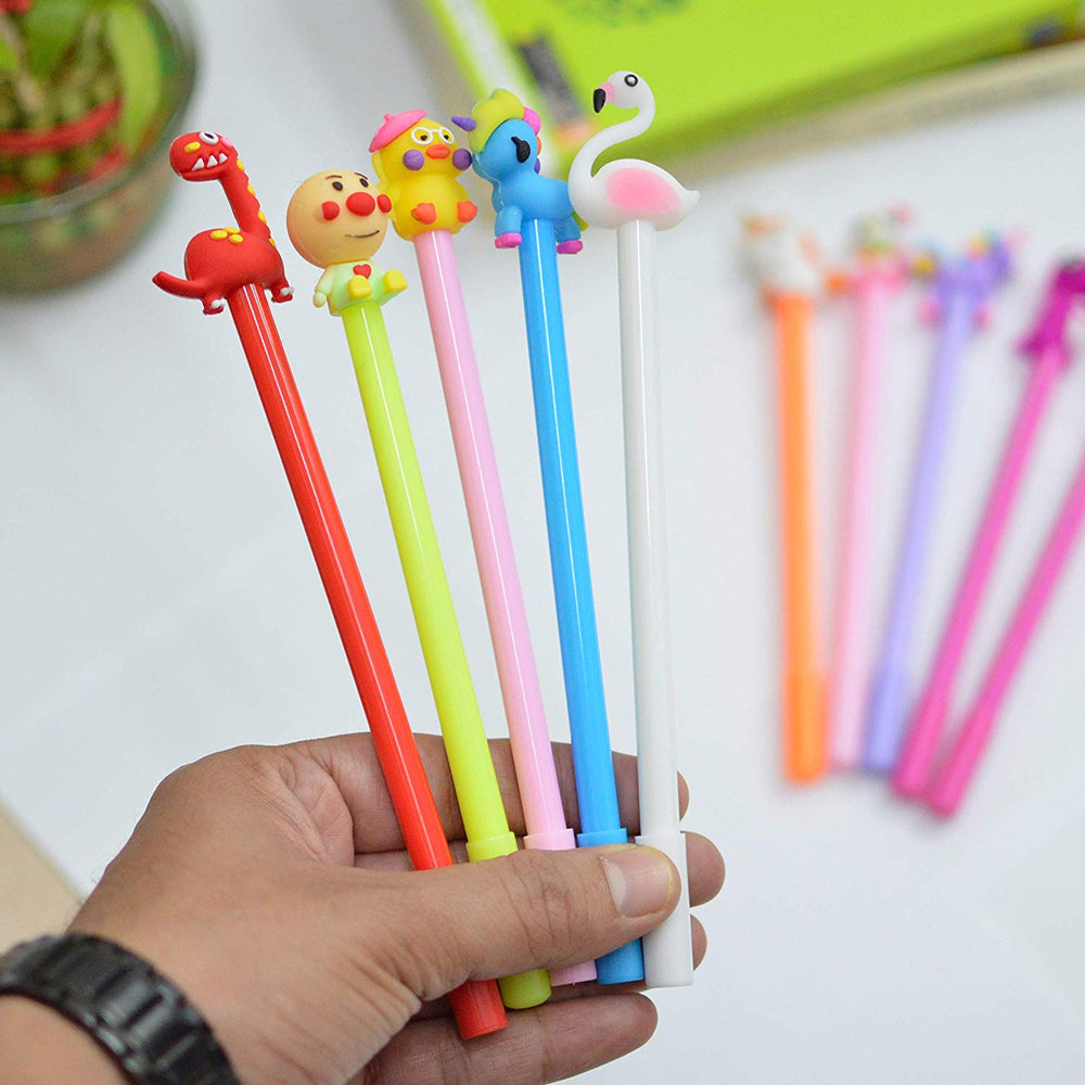 12 Pcs Random Unique Pens on SALE