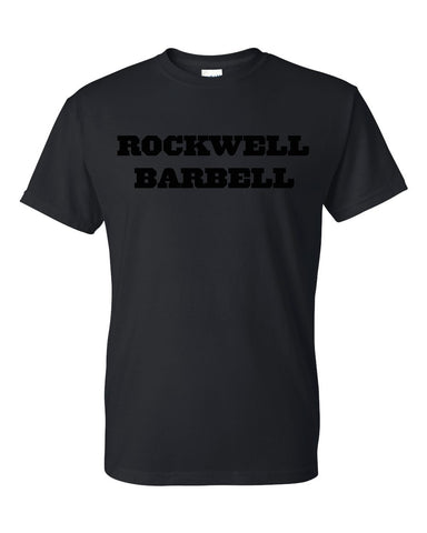 Black on Black RWBB Men's T-shirt