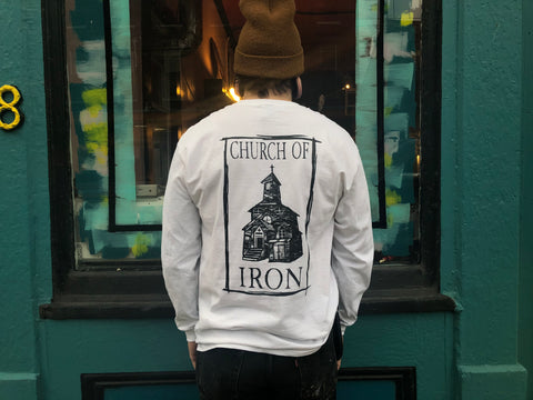 Church Of Iron Longsleeve