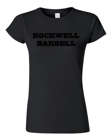 Black on Black RWBB Women's T-Shirt