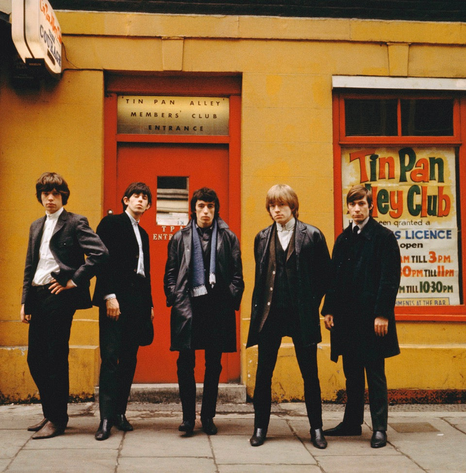 Rolling Stones Tin Pan Alley