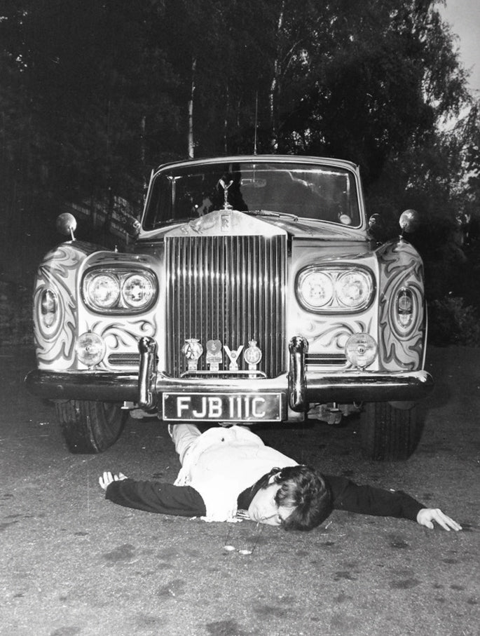 Lennon Rolls Over