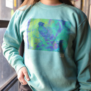 Limited Edition Birds of a Feather Crewneck