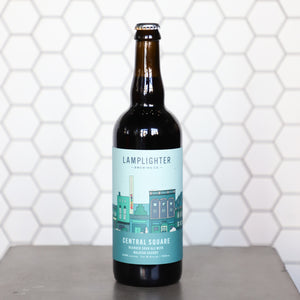 Central Square - Blended Sour Ale with Balaton Cherry (750mL)