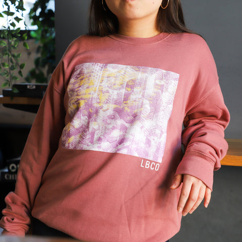 Limited Edition Cloud City Crewneck