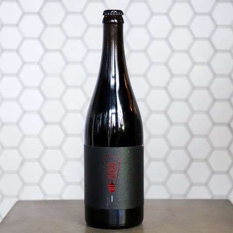 2020 LS II - Imperial Stout Aged in Whiskey Barrels with Cherries