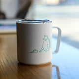 MiiR Insulated Mug - Pepita - 12 oz