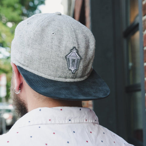 Grey Flannel Hat