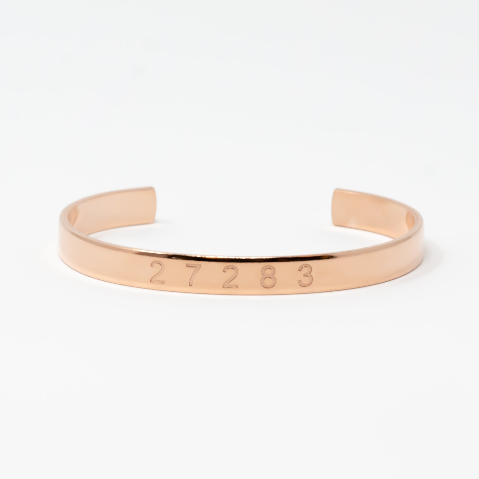 Countless Band Rose Gold